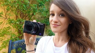 The Best Vlogging Camera | Sony RX100 V GIVEAWAY!