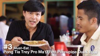 7 MUST-EATS in PHNOM PENH, Cambodia