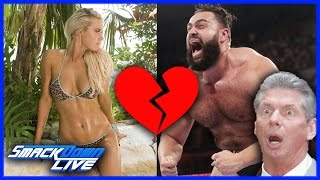 WWE BREAKING NEWS: RUSEV AND LANA ARE SPLITTING UP