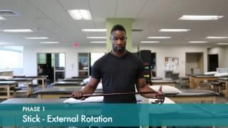 Rotator Cuff Strengthening Exercises | Shoulder Strengthening Exercises | Phase 1