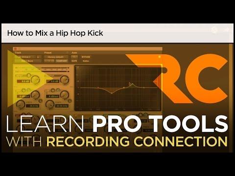 How to Mix a Hip Hop Kick (Pro Tools Tutorial)