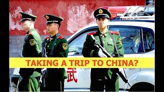 China is the Blueprint for NWO - Travel Warning from a U.S. Tourist