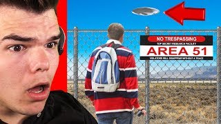 REACTING TO: Area 51 Break-Ins! (REAL LIFE)