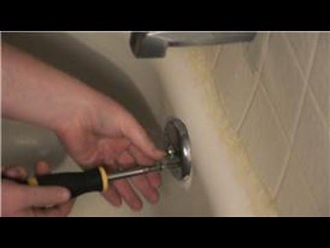 Kitchen & Bathroom Repairs : How do I Remove Bath Tub Drain Stopper?