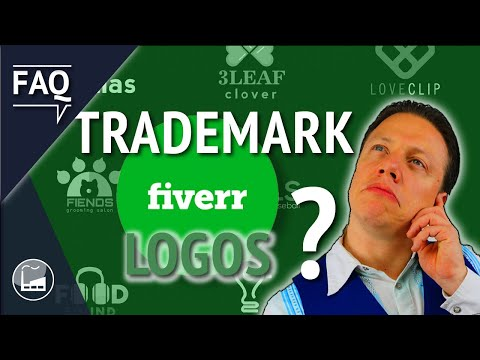 Should I trademark a logo done on Fiverr? | Trademark Factory® FAQ