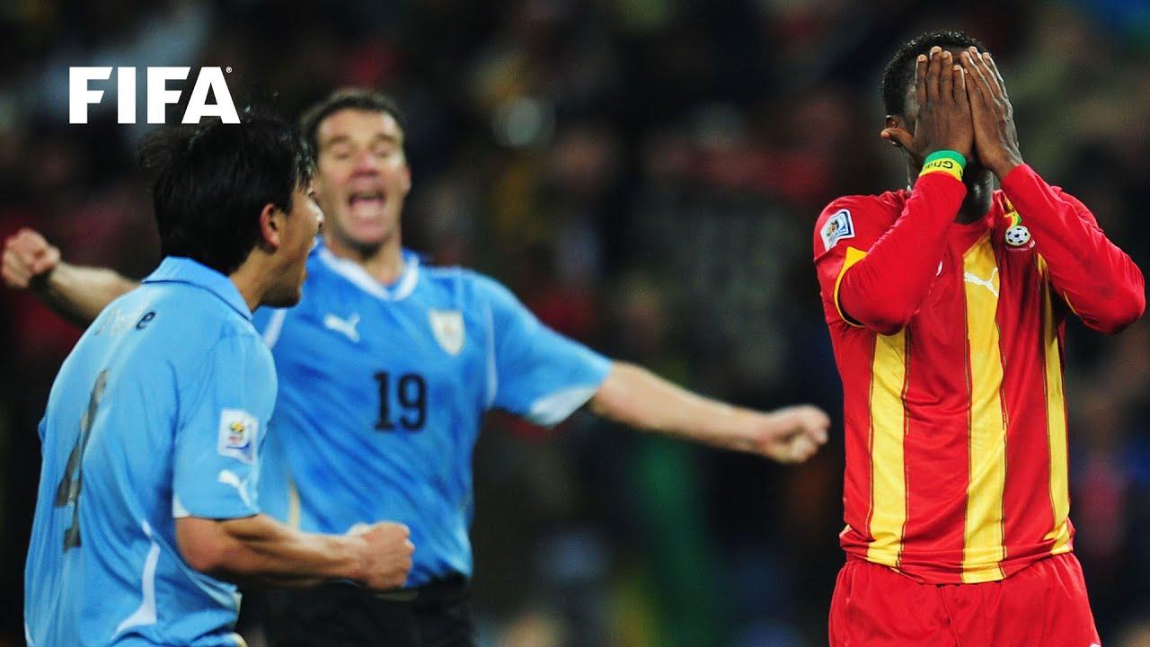 Uruguay v Ghana   2010 FIFA World Cup   Full Match