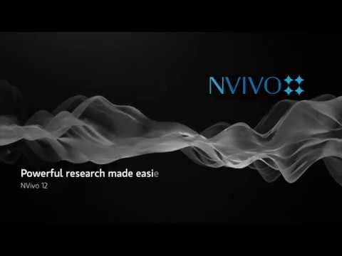 What's new in NVivo 12 Mac