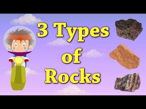 3 Types of Rocks | It's AumSum Time