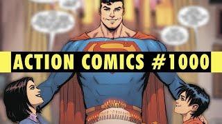 A Celebration Action Comics #1000 Review