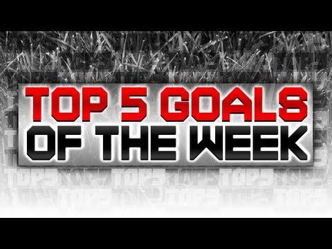 FIFA 12 | Top 5 Goals of the Week #47