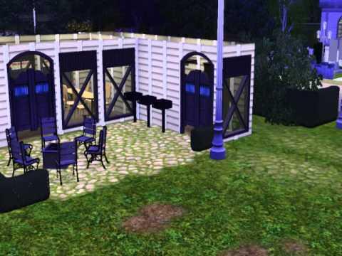 The Sims 3 - Community Garden