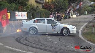Rally Legend San Marino 2017 | Big Show, Mistakes, Flames & Brutal Sounds | ADRacing