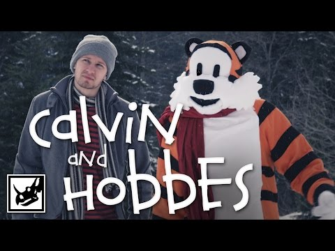 Calvin and Hobbes: The Movie (Trailer) | Gritty Reboots