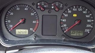 VW Golf 4 service insp reset,VW Golf 4 service reset, VW