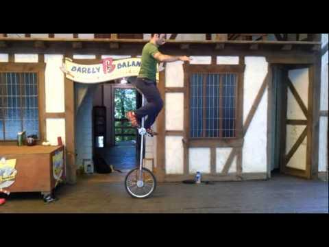 Big a** unicycle!