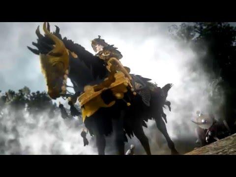 Witch Mounted Combat - Fanatics vs Invictus