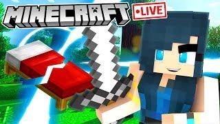 Our best Bedwars game yet! | Minecraft Livestream