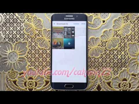 How to set picture as contact picture on Samsung Galaxy S6 or S6 Edge