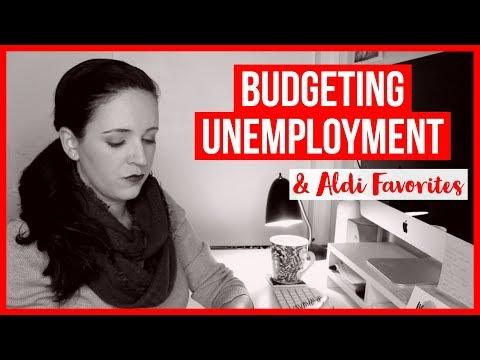Budgeting Unemployment & Aldi Favorites