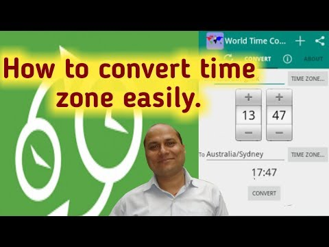 How to convert time zone|| Convert UTC to IST || By Rajesh Kumar