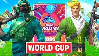 Fresh & Lachlan Do WORLD CUP!