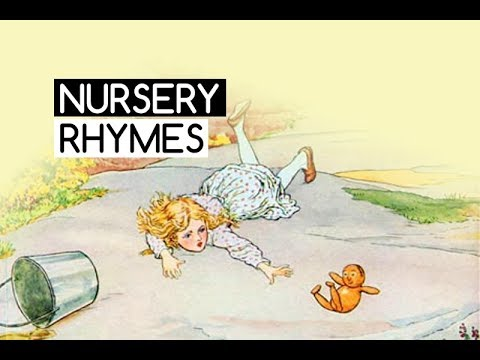 5 Classic Nursery Rhymes | Read Aloud Books for Children