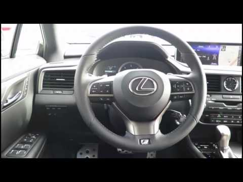How to Adjust Intelligent-High Beams on a 2017 Lexus Rx