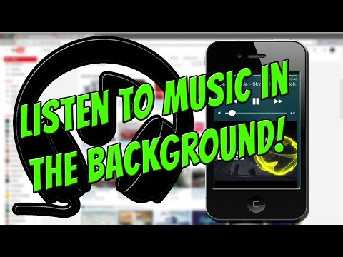 How To Listen To YouTube Videos In The Background (iPhone, iPad) | Play Videos With Your Screen Off!