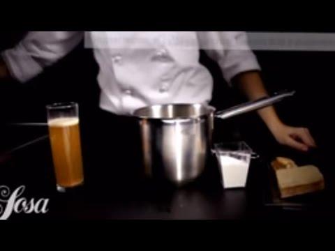 Bechamel De Foie Recipe | Mexican Caldo De Pollo Recipe | Easy Food Recipe Of Mexico