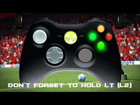 ☆ Fifa 12 All Skills Tutorial Xbox360/PS3/PC ☆