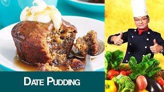 Date Pudding  | Zakir