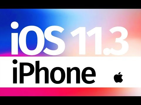 How to Update to iOS 11.3 - iPhone 5S iPhone Se iPhone 6 iPhone 7 iPhone 8 iPhone X