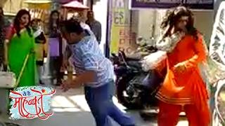 Gulabo FIGHTS & SAVES Ishita | Ye Hai Mohabbatein