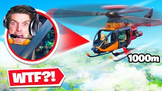 I HIRED LAZARBEAM TO BE MY PILOT...