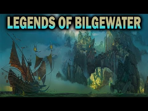 Legends of Bilgewater: Tall Tales of the Deep Sea | Audio drama (All Parts)