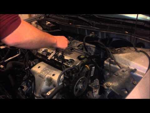 How to fix Spark Plug Oil Leak in 98-02 Honda Accords