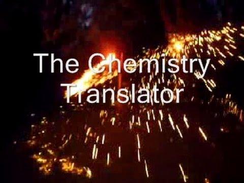 Chemistry Translator 4.184 specific heat of water