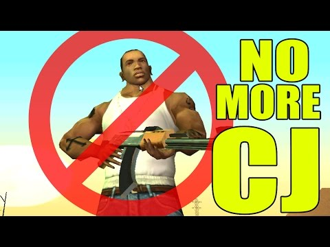 (NO MORE CJ ANYMORE) GTA SA : CLEO 4 MODS -[ Player Switcher ] W/Link | ItsMe Prince