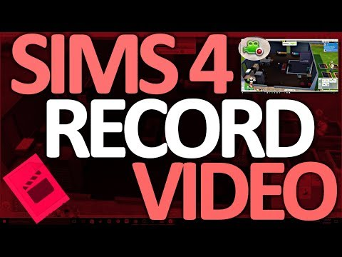 How to record videos in Sims 4 (with InGame Camera)
