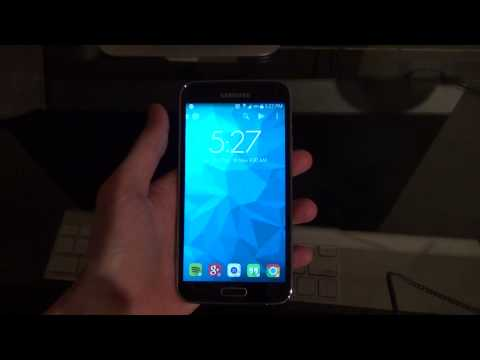 How To Unlock Samsung Galaxy S5 To Any Carrier!