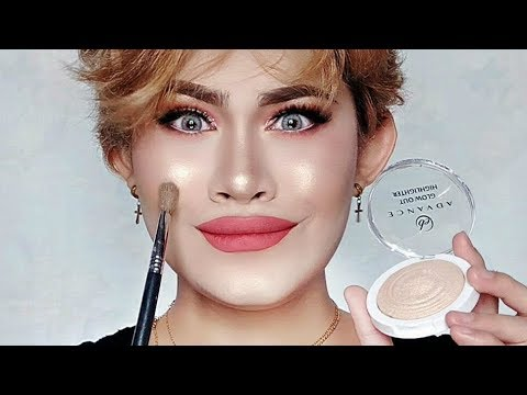 199 PESOS BEST HIGHLIGHTER?? EB ADVANCE GLOW OUT HIGHLIGHTER REVIEW | Sandee Proud
