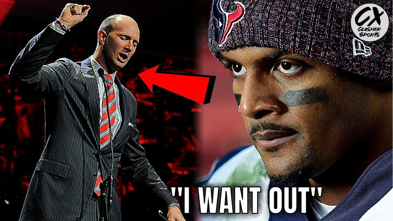 WHAT THE HOUSTON TEXANS DON'T WANT YOU TO KNOW ABOUT JACK EASTERBY!!!