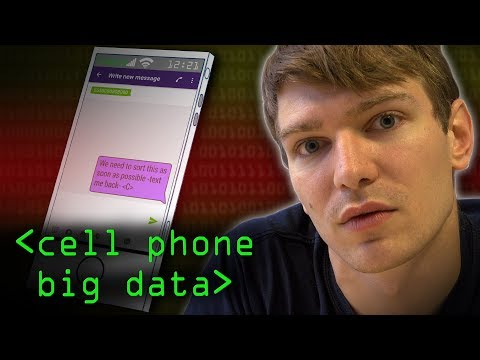 Cellphones & Big Data - Computerphile