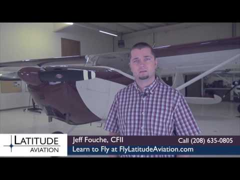 Coeur d'Alene Flight Training - How many hours does it take to solo?