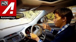 Test Drive Kia Sportage 2014 Indonesia By Autonetmagz