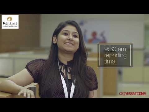 A Day In The Life Of An HR Intern At Jio - Reliance Cafe - #RelianceSummer