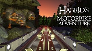 Download Hagrid's Magical Creatures Motorbike Adventure - POV On-Ride Animated Prediction Video