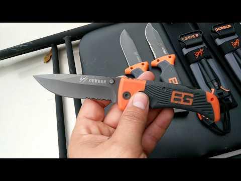 New Gerber Bear Grylls knife. EBay bought.
