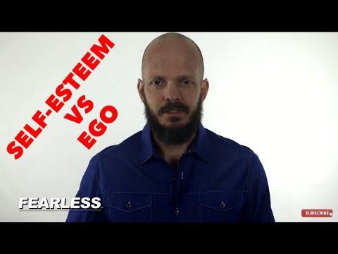 Confidence & Self-esteem vs Ego - How to Build Confidence