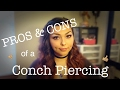 Pros & Cons of a Conch Piercing  NativeBeauty